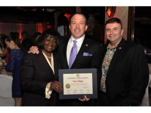 Dave Mejias Honored LGBT Network